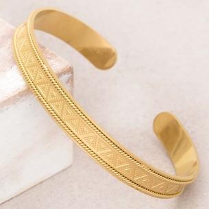 CLEO Gold golden steel...