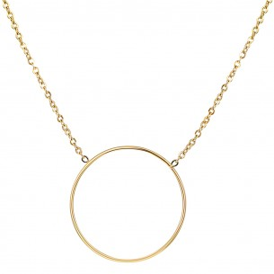 KATE Gold Silver collier...