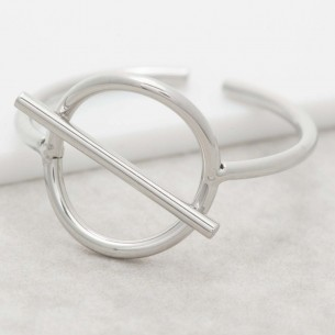JUPITER Silver minimalist...