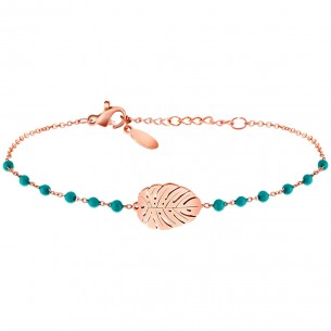 FOREST Pink Gold fine chain...