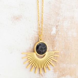 EKIS Black Gold short solar...