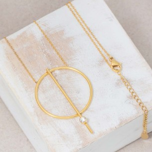JUPITER Gold minimalist...