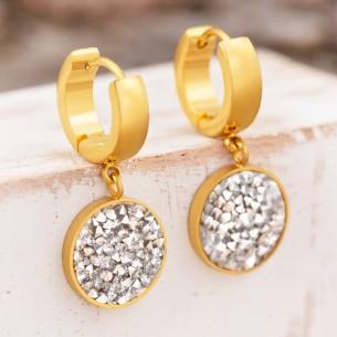 DUSTIN Gold Silver pendant...