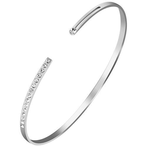 ERKO Pink Gold Silver bracelet jonc...