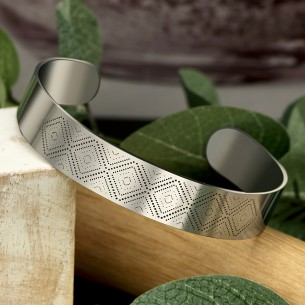 ELIOS Gold Silver bracelet...
