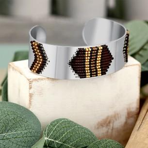 YAKAO Silver bracelet...