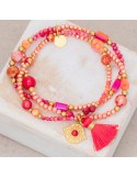 OFELIE Coral Gold...