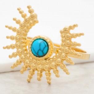 SUNSTICE Turquoise Gold
