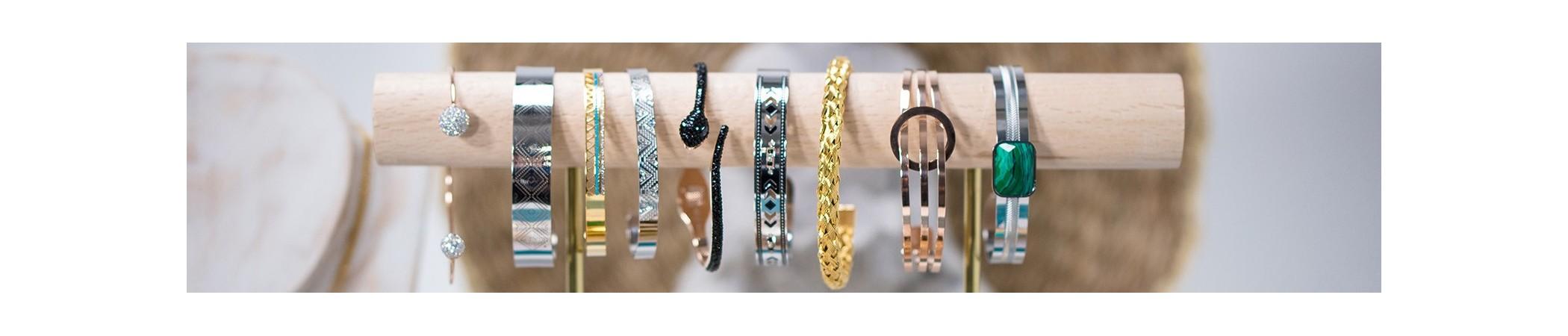 Bracelets & bijoux de créateur Menthe À l'O - Bijoux Sauvages